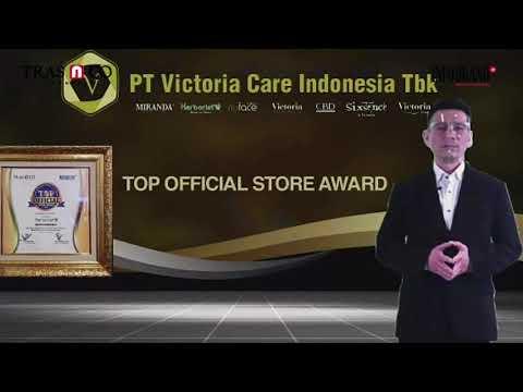 Oemah Herborist Raih Penghargaan TOP Official Store Award 2021