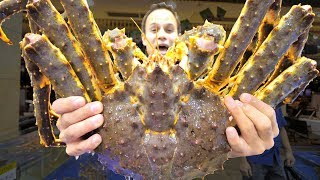 INSANE Chinese Seafood - $1500 Seafood FEAST in Guangzhou, China - 10 KG BIGGEST Lobster + KING Crab