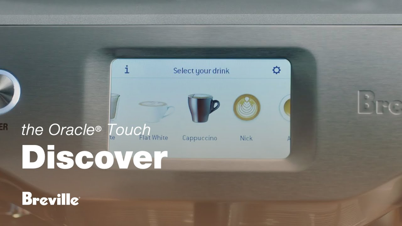 watch video - discover the next generation super automatic espresso machine