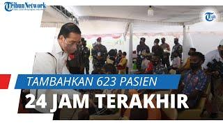 Tambahkan 623 Pasien Baru dalam 24 Jam, Total Kasus Positif di Indonesia Capai 4,2 Juta