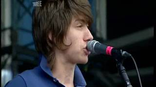 Arctic Monkeys - The View From The Afternoon - Live at T in the Park 2006 [HD]