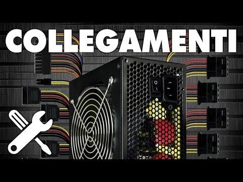 Assembliamo un PC pezzo per pezzo: Collegamenti
