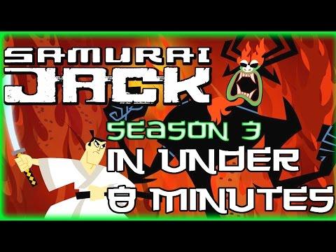 Samurai Jack Season Recap Season 3. What Happened in Samurai Jack Season 3.