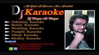 Pathar bana diya mujhe Karaoke - YouTube