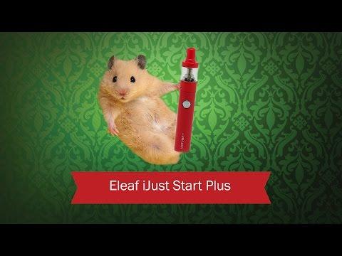 Eleaf iJust Start Plus - набор - видео 1