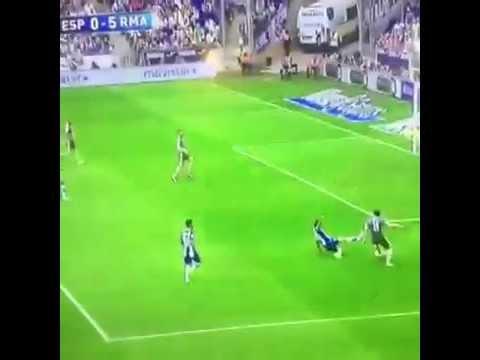 Espanyol vs Real Madrid 0-5 Cristiano Ronaldo Goal HD
