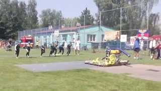 preview picture of video 'SDH Kozmice (OP) - IX.kolo MSL Vrbice - Bartovice ženy  A'