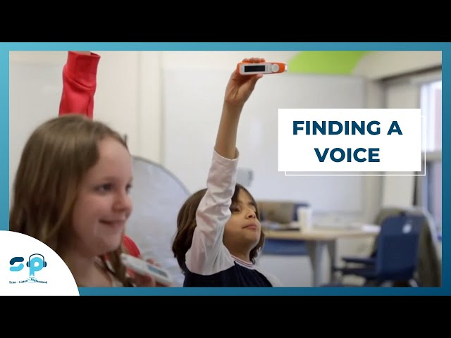 ReaderPenCA|Videos|Finding A Voice
