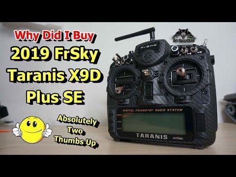 frsky-taranis-x9d-plus-se-2019-24ch-access-transmitter-m9-hall-sensor-gimbal