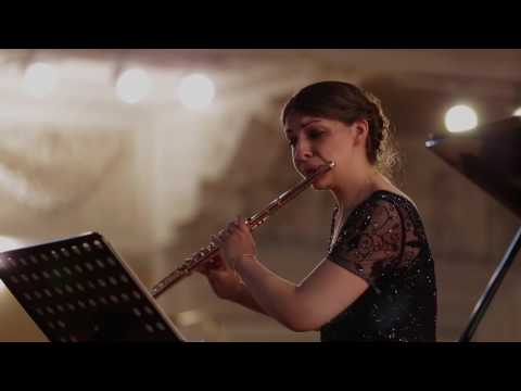César Franck, Sonata in A Major | Ginevra Petrucci, flute - Boris Berman, piano