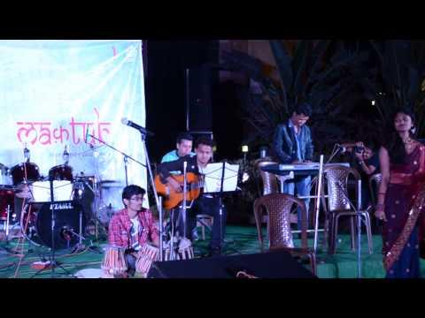 Bahon me chale aao performance at NIT Rourkela