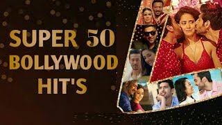 Super 50 Bollywood Hits - Audio Jukebox | Celebrating 1 Lakh Subscribers