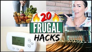 🔥20 ULTIMATE *NEW* FRUGAL FAMILY LIVING HACKS, TIPS, IDEAS ● HOW TO SAVE MAKE MONEY FETCH REWARDS