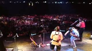 The Neville Brothers - Let My People Go and Get Up, Stand Up (Live at Farm Aid 1994)