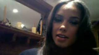 """Alicia answering the question about """"Doncha Know"""""""