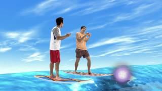 Факундо Гамбанде, Забавный ролик с участием Игнасио и Факундо в программе The U-Mix Show