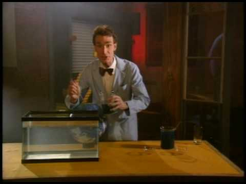 Bill Nye The Science Guy on Ocean Currents (oceanography (Full Clip)