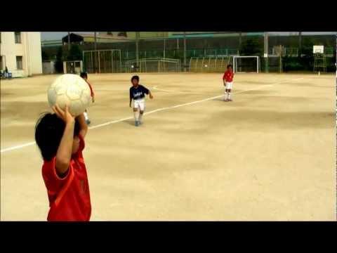 2012.7.29 佃南小学校グランド 対 出来島JFC ○ 3 - 0【 後半 】