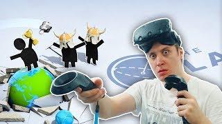 Пробую виртуальную реальность! Я шокирован!