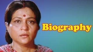 Nirupa Roy - Biography in Hindi | निरूपा रॉय की जीवनी | बॉलीवुड अभिनेत्री | जीवन की कहानी | Life Story - Download this Video in MP3, M4A, WEBM, MP4, 3GP
