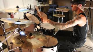 Dark Funeral - 666 voices inside Drum cover by Julien Helwin