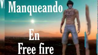 😅MANQUEANDO EN DUELO DE ESCUADRAS / FREE FIRE / ÇĄŞŦŘØ ŁØŁ