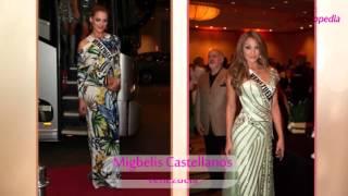 Miss Universe 2014 Top 10 Favourites
