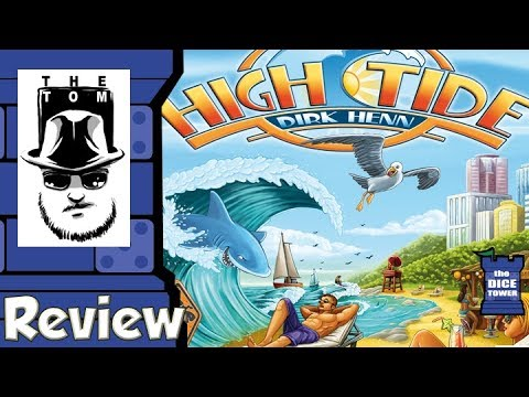 High Tide Review - with Tom Vasel