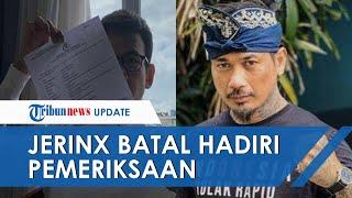 Alasan Sakit, Jerinx Batal ke Jakarta Jalani Pemeriksaan Kasus Dugaan Pengancaman Terhadap Adam Deni