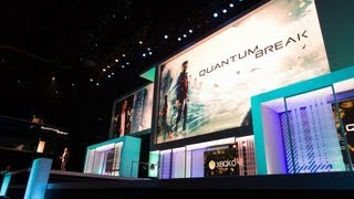 E3 02013 Xbox Briefing: Quantum Break
