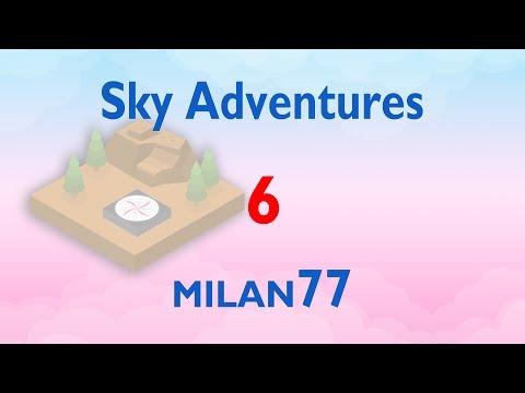 FTB Sky Sdventures - E06 | Létám a odpuzuji čipsy |
