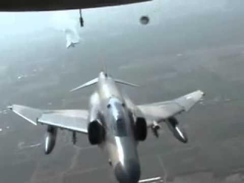 Horrifying Video Shows The Crash Of An Aeroplane