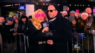 Adam Wurtzel Beatboxes for Donnie Wahlberg and Jenny McCarthy