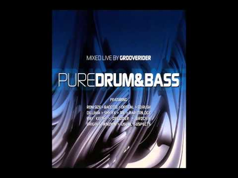 Download Pure Drum & Bass CD1 DJ Grooverider (2000) HD Mp4 3GP Video and MP3