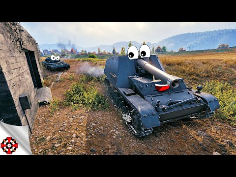 World of Tanks - Funny Moments   ARTY PARTY! (WoT artillery, May 2019 -2)