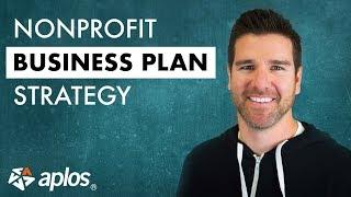 Nonprofit Business Plan Strategy