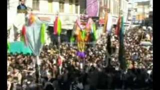 preview picture of video 'Ashura Quetta 2009 Dasta Qandhari Mattam'