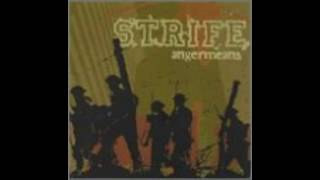 Strife - Life Stained Red
