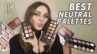 TOP 5 NEUTRAL PALETTES FOR EVERYDAY WEAR