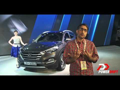 Hyundai Tucson : First Impression : PowerDrift