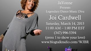 Joi Cardwell on Brunch In The Basement With JaVonne