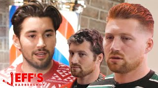 Jeff's Barbershop Holiday Special