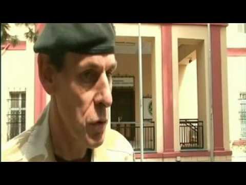 Lt Gen Nick Parker Interview 28.09.10