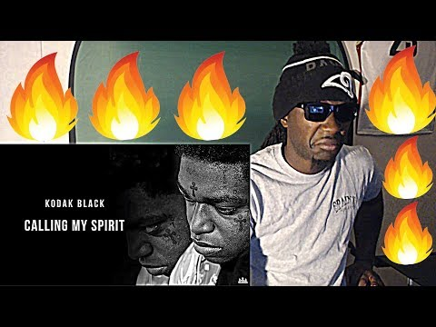 Kodak Black - Calling My Spirit [Official Audio] REACTION