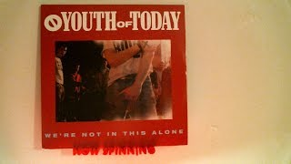 "Youth of Today ""We're Not In This Alone"" (1988)  Full Album 