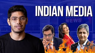 Nation wants to know: What is wrong with the Indian media? Ft. Sambit Patra, Arnab Goswami & Co.