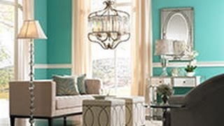 Living Room Decorating: 6 Interior Design Styles - Tips From Lamps Plus