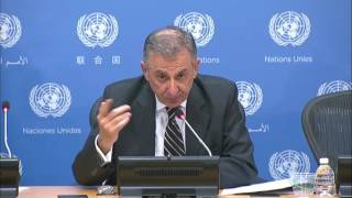 Jean-Paul Laborde (CTED) on Terrorism & International Cooperation - Press Conference (21 June 2017)