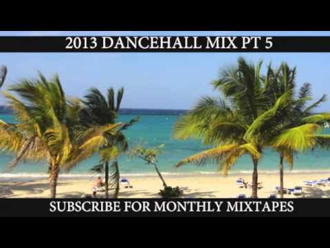 2013 DANCEHALL MIX PT 5 (KonshensMovadoPopcaanVybz KartelBeenie ManI OctaneElephant Man)