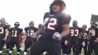 Trinity Trojan Haka - 5A Texas All State Champions